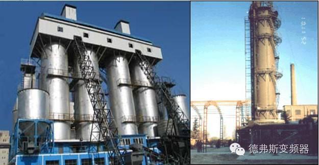德弗斯变频器D900变频器在立窑风机中的应用