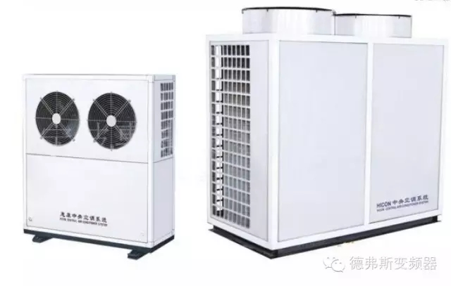 德弗斯D900变频器用于中央空调节能改造